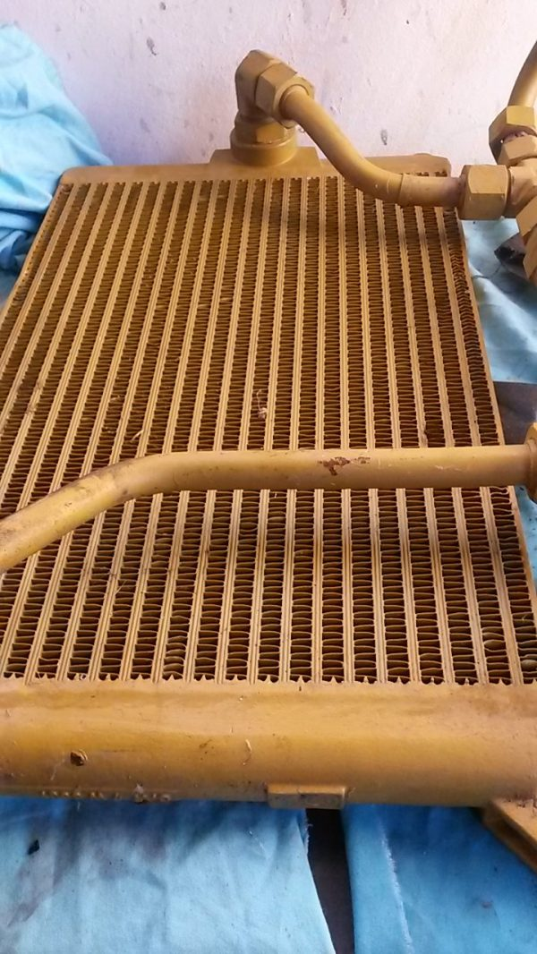 Hydraulic Oil Cooler - Cat 416,428 | Hattcon Used Spares