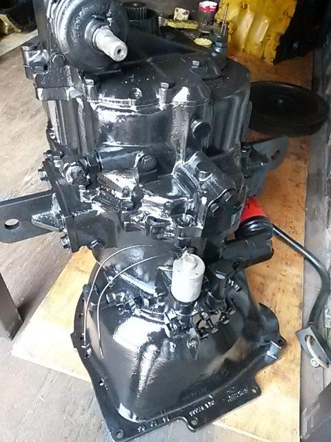 CAT 428B transmission 2x4